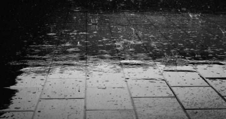 Дъждовно вчера