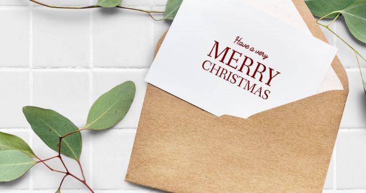 Коледни и Новогодишни картички, които получих, 2012-2013