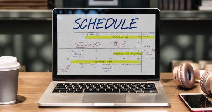 Как да създадете календар за съдържанието ви в социалните медии за 1 година?